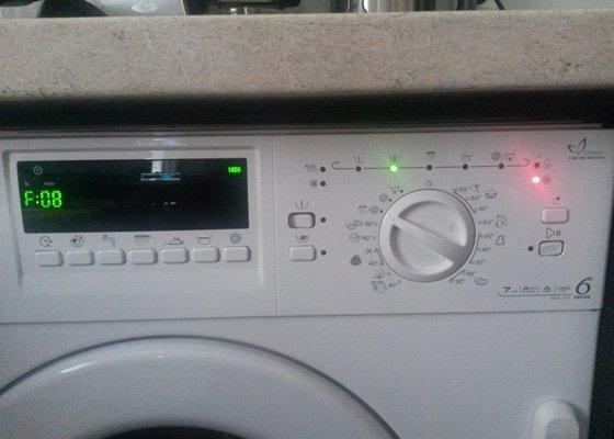 Oprava pračky whirlpool a myčky na nádobí whirlpool