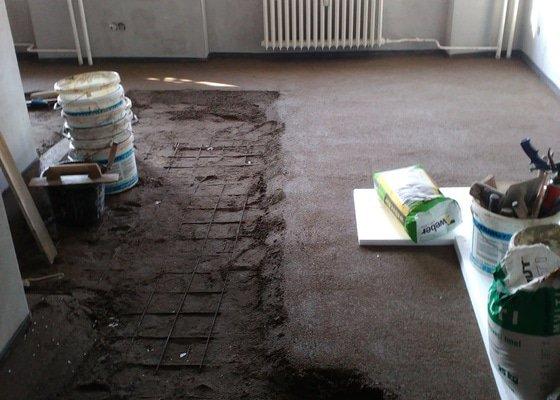 Rekonstrukce bytu 3+kk v Brně