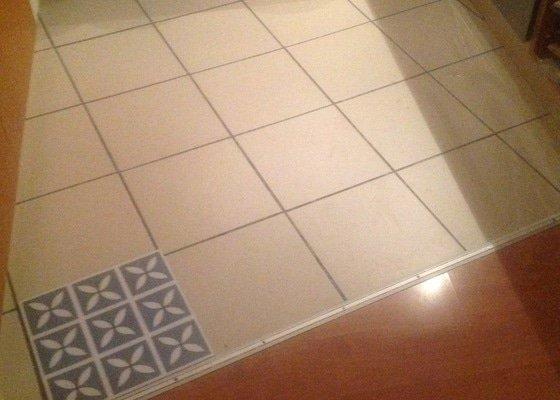 Pokládka vinylové podlahy (lepené dílce) - 3m2