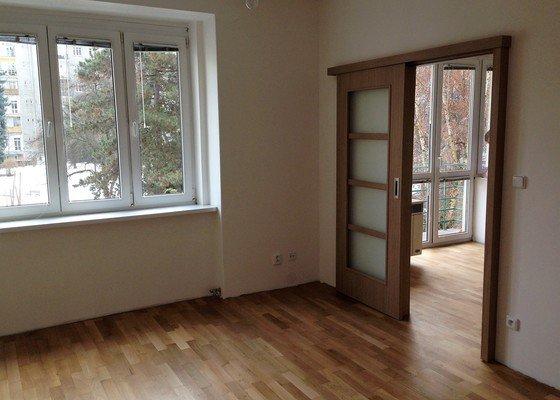 Kompletní rekonstrukce malého bytu