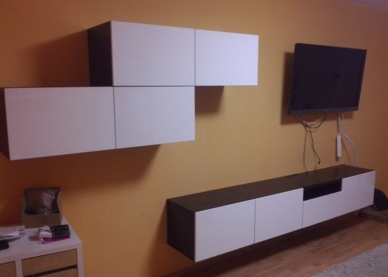 Montáž nábyteku IKEA