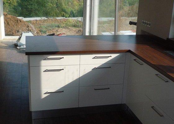 Kuchyň / výroba + instalace kuchyně