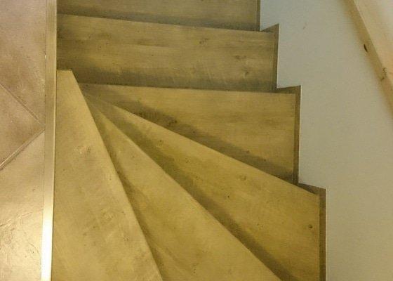 Koberec na schody