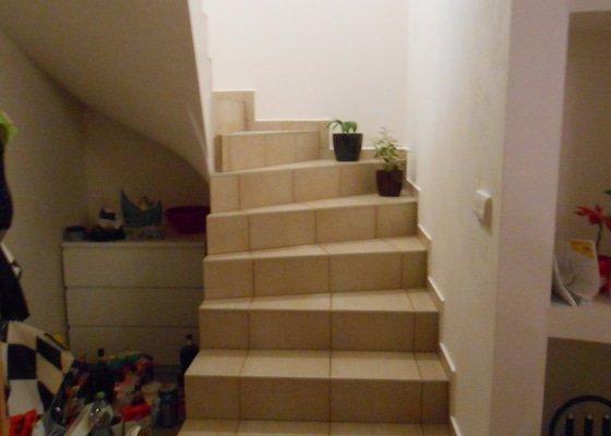 Interiérové, schodišťové zábradlí