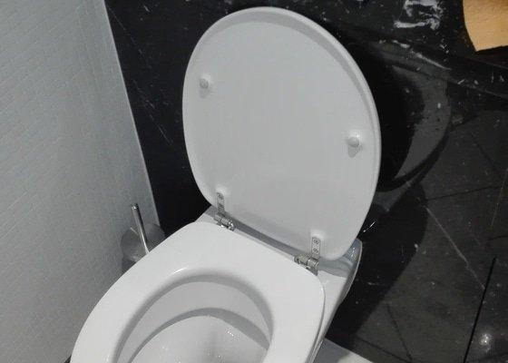 Oprava záchodu Grohedal