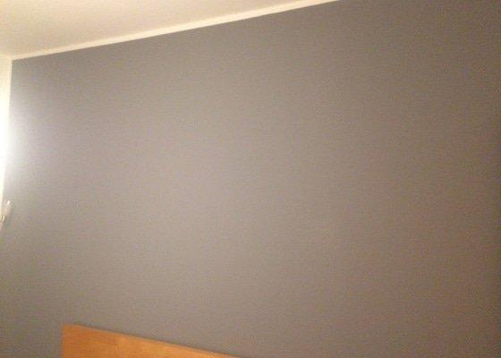 Malování bytu/2 stěny