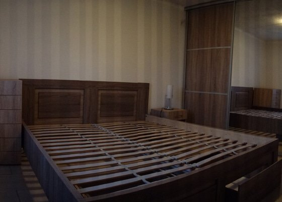 Stolařská práce - výroba ložnice