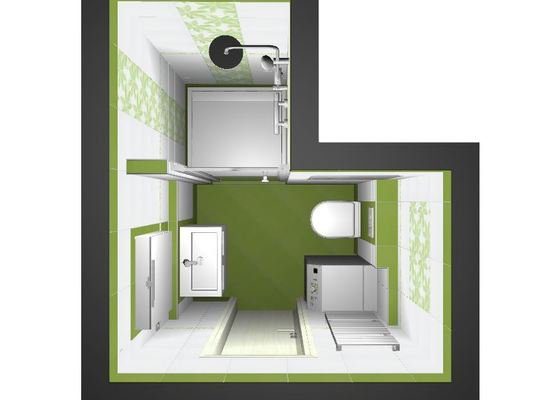 Kompletní rekonstrukce bytového jádra