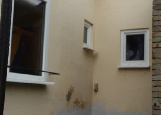 Zateplení fasády