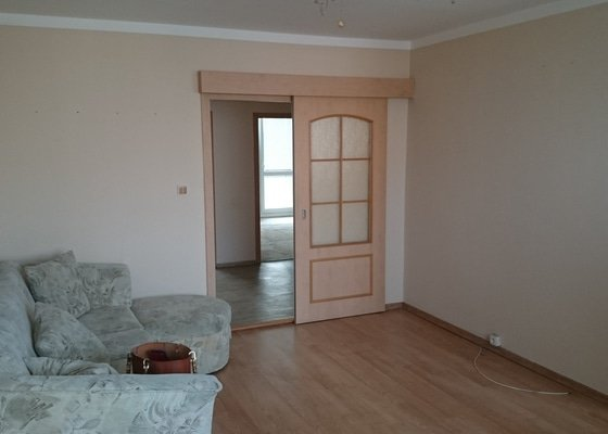 Rekonstrukce bytu v paneláku