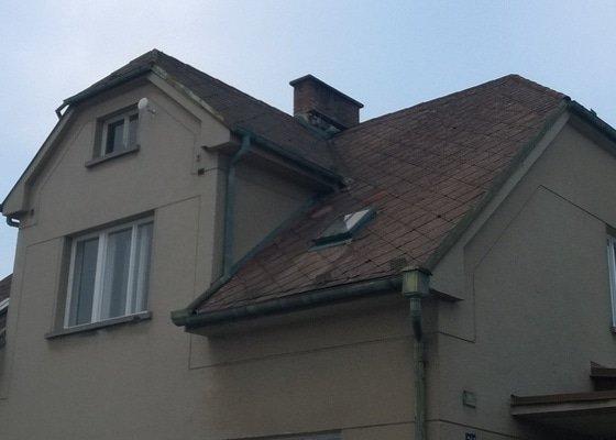 Střecha - výměna krytiny