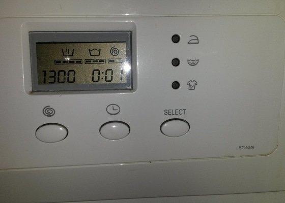 Oprava pračky Baumatic BTWM6