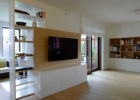 Nábytek do obývacího prostoru