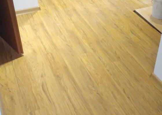 Vinylová podlaha - Thermofix