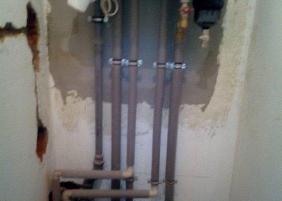 Rozvod vody,plynu,elektřiny