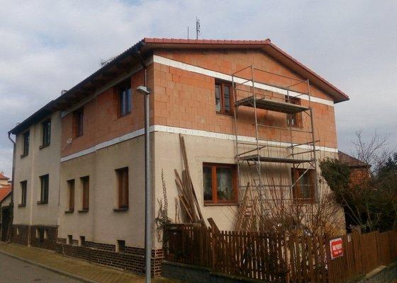 Komplexní rekonstrukce rodinného domu