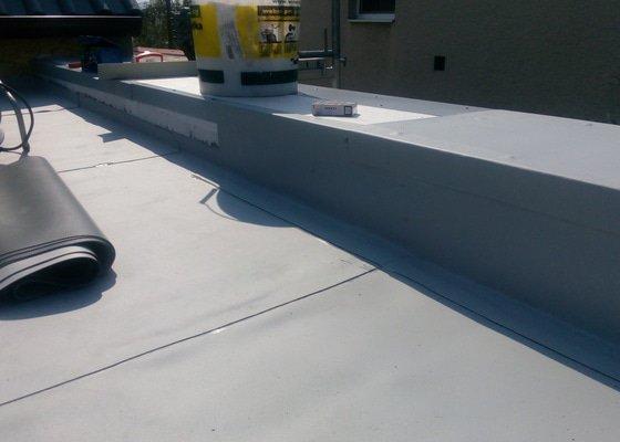 Realizace plochých střech