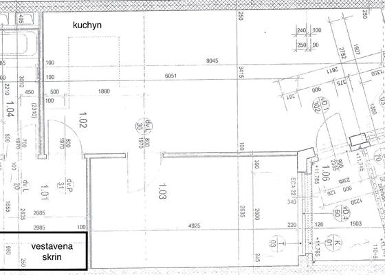 Kompletní vymalování bytu 2kk, 50m2