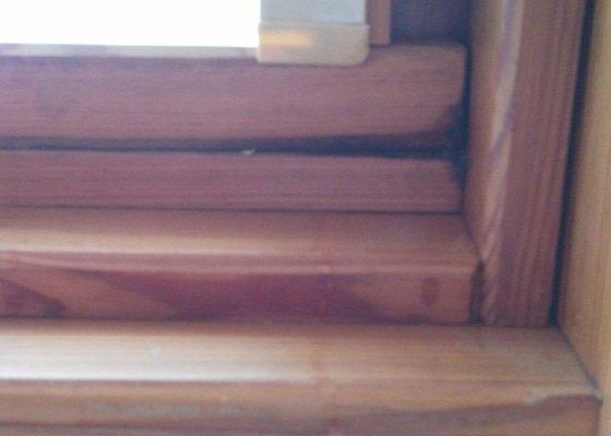 Oprava střešních oken