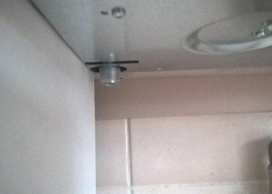 Zapojení plynové varné desky