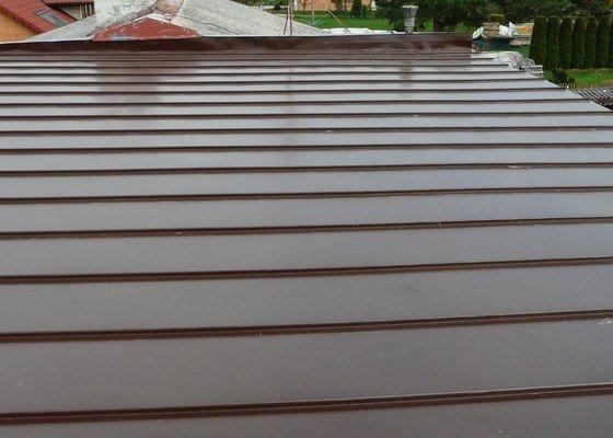 Rekonstrukce ploché střechy 12 x 7,5 m