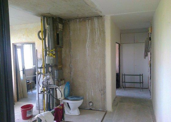 Rekonstrukce bytu a bytového jádra