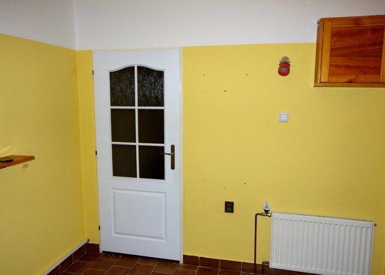 Malovaní rodinného domku