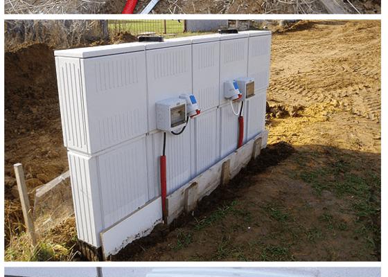 Zhotovení a instalace stavebního zásuvkového rozvaděče a následná revize