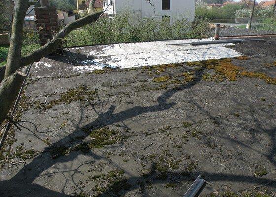 Oprava rovné střechy