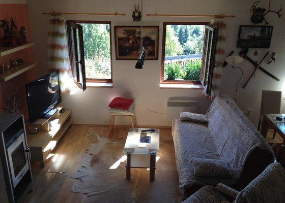 Úklid patrového apartmánu v Bedřichově po turistech