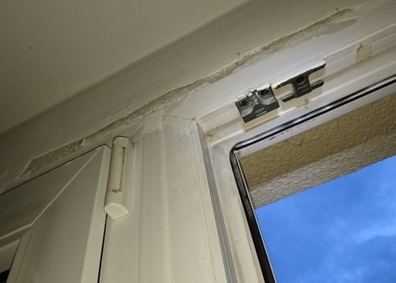 Seřízení plastových oken