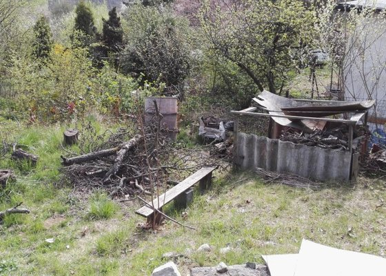 Úprava zahrady