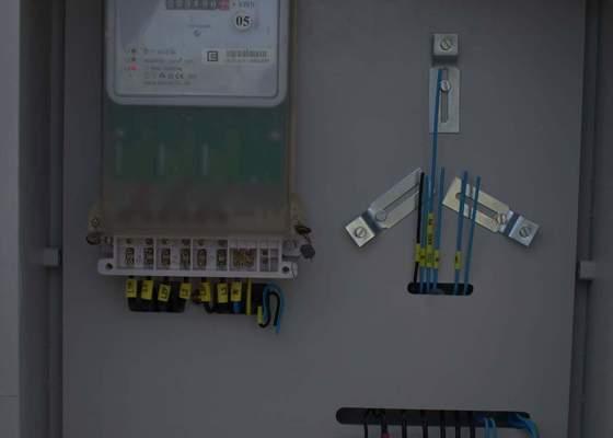Revize elektroměrového rozvaděče