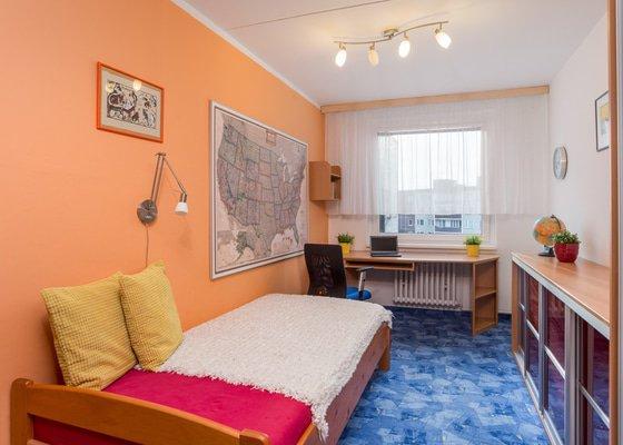Kompletní vymalování bytu