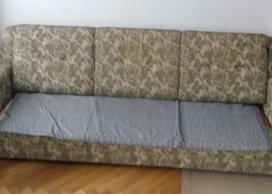 Odvoz stare pohovky a matrace
