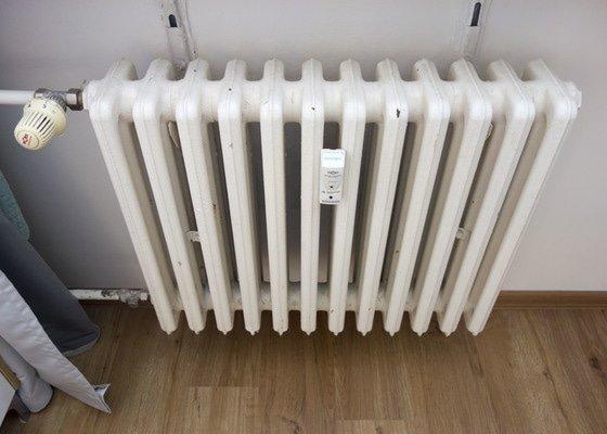 Renovace 3 radiátorů