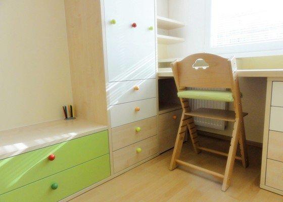 Projekt interiérů - Dětský pokoj