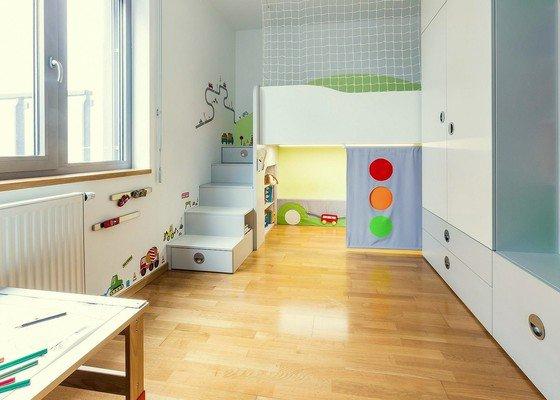 Návrh a realizace hravého dětského pokoje