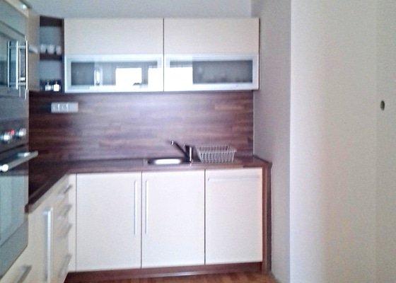 Rekonstrukce obývák a kuchyň