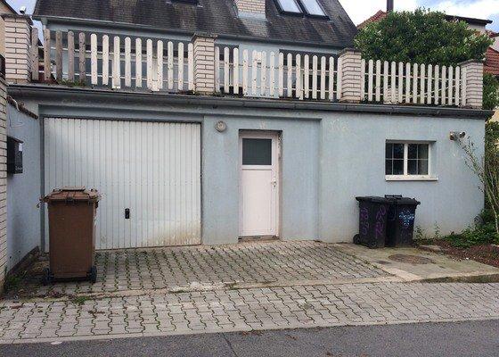 Rekonstrukce garáže a terasy