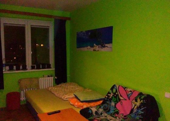 Malování pokoje 27 m2
