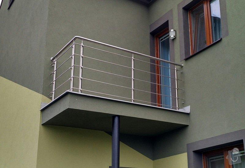 balkon s p pravou kotven fotogalerie k referenci. Black Bedroom Furniture Sets. Home Design Ideas