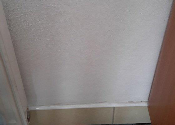 Oprava  a prodloužení vodovodní přípojky v rodinnem domku