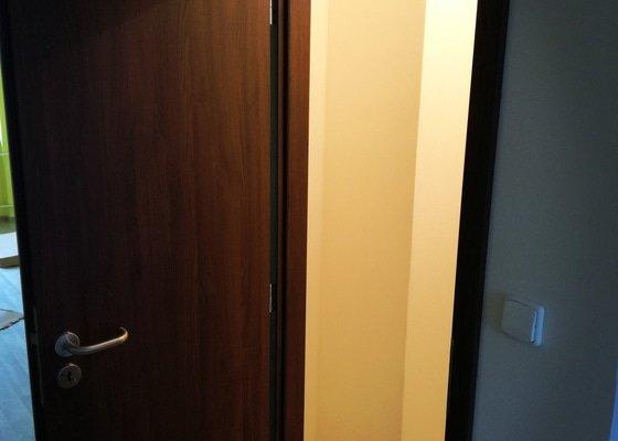 Rekonstrukce koupelny + další