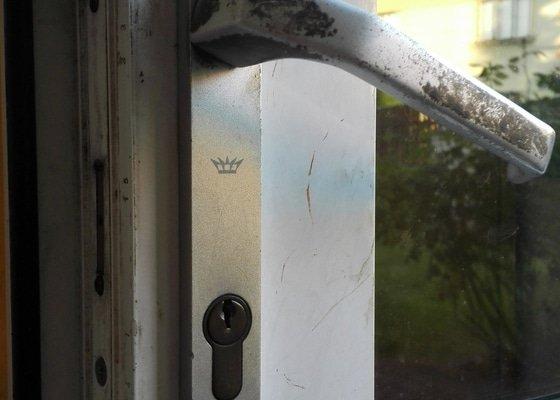 Oprava plast oken