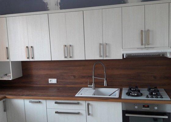 Kompletní-Rekonstrukce kuchyně