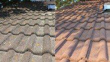 Čištění střechy