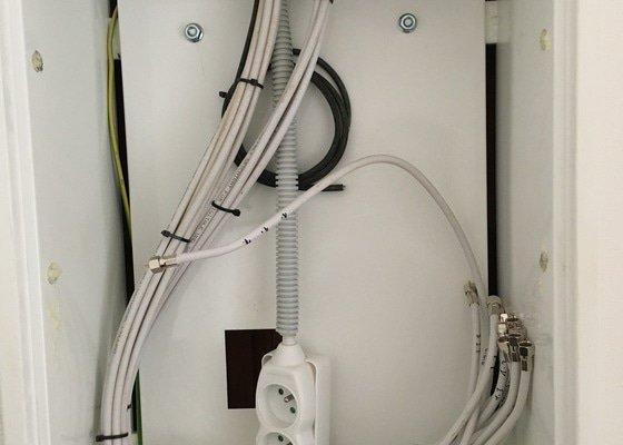 Dodávka a montáž televizní antény na RD