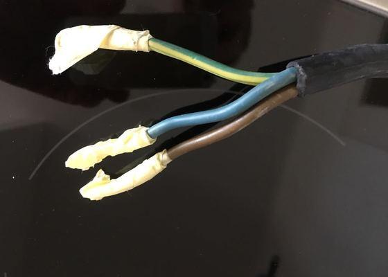 Připojení elektrického sporáku
