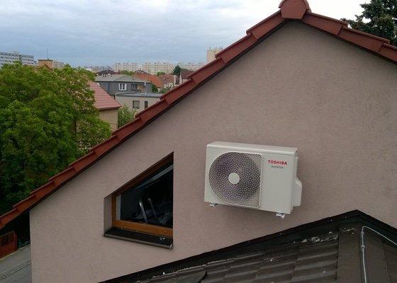 Klimatizace do rodinného domu